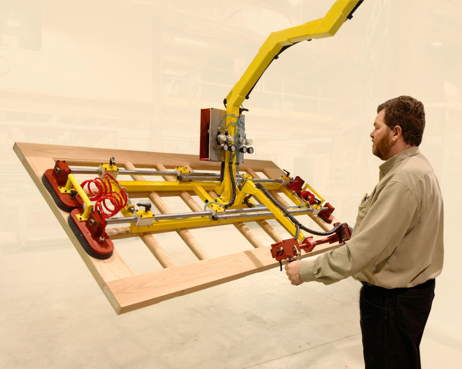 Vacuum Door Lifter by Givens Engineering Inc.