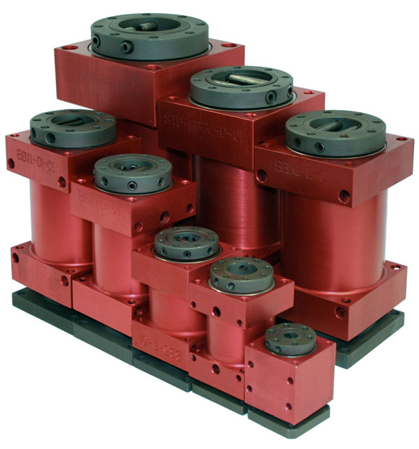 Bearing blocks by Givens Engineering Inc.