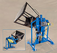 Weld Manipulator / Fixture by Givens Engineering Inc.
