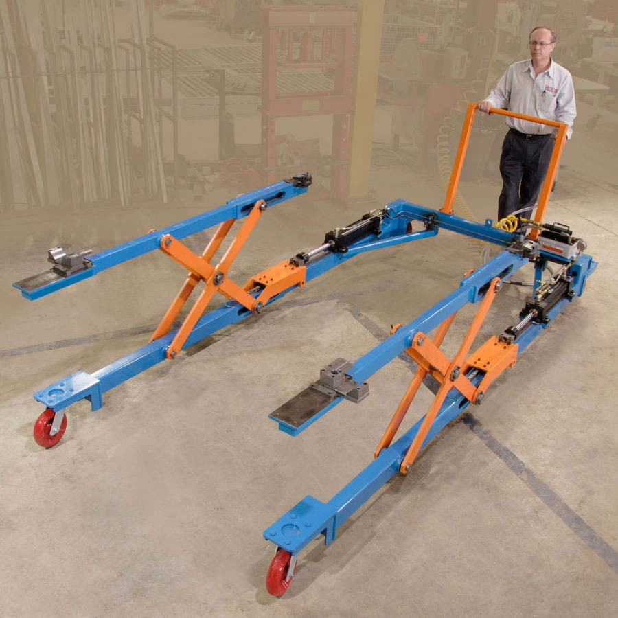 Scissor Lift Cart