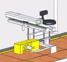 Raku / Seat Slider by Givens Engineering Inc.