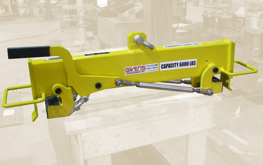 Latching Frame Lifter