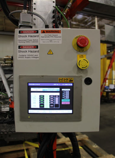Specialty Equipment Controls by Givens Engineering Inc. manufactured in Canada.