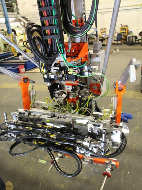 Custom Machinery from Givens Engineering Inc.