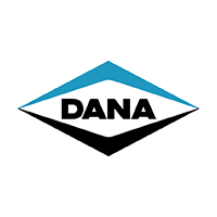 DANA Logo by Givens Engineering Inc. manufactured in Canada.