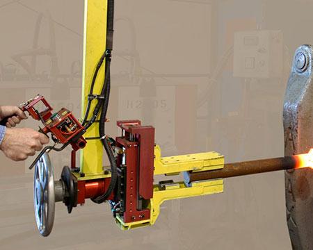 Custom End Effectors by Givens Engineering Inc.