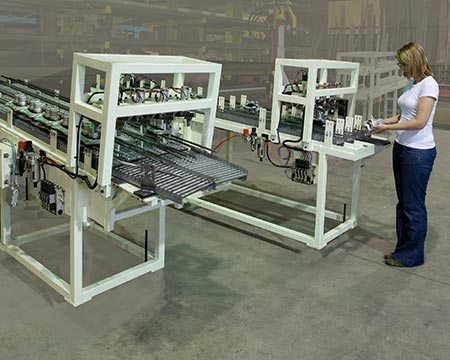 Custom Conveyors by Givens Engineering Inc.