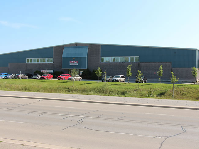 Givens Engineering office in London, Ontario, Canada
