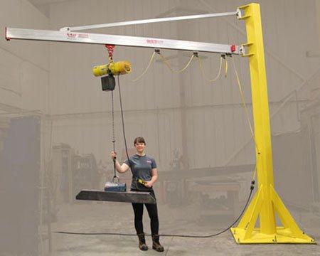 G-Rail™ Jib Cranes