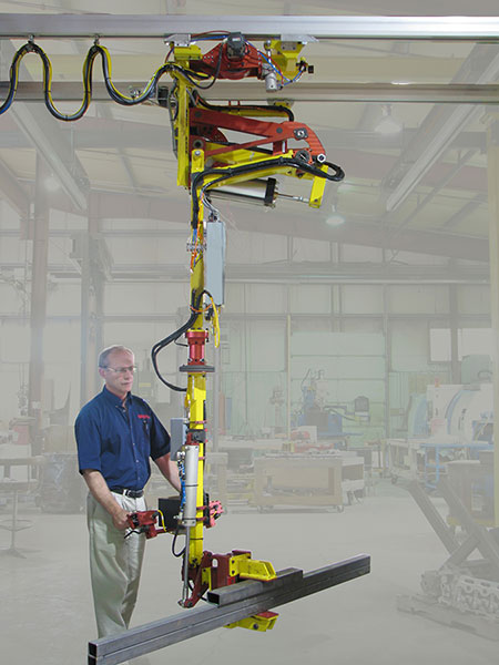 Intelligent Lift Assist Device – X Y Intelligent Bridge Crane Drive Manufactured by Givens Engineering in Canada