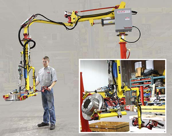 Industrial Manipulators and Lifting Equipment for Automotive Manufacturing in Canada