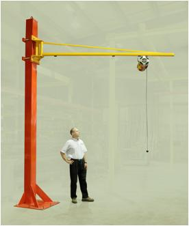 KBK Bridge Crane by Givens Engineering Inc.