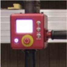 Zero-G Hoist display